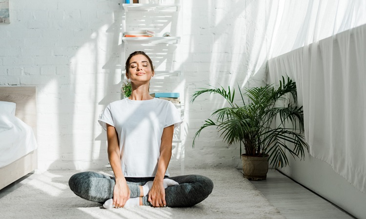 Three-position That Detox The Whole Body