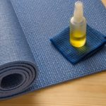 A Do-It-Yourself Yoga Mat Cleaner Guide