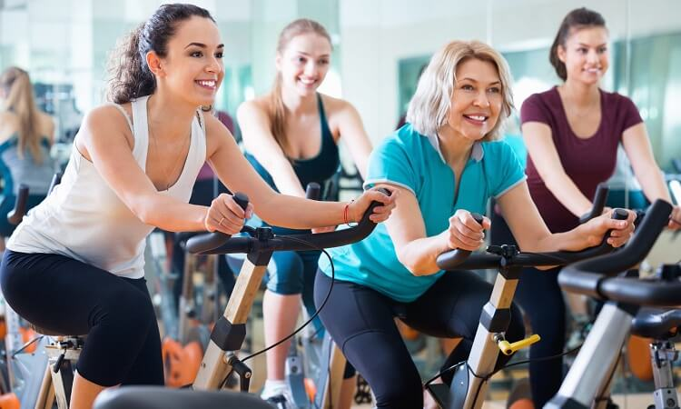 How Does Indoor Cycling Change Your Body?