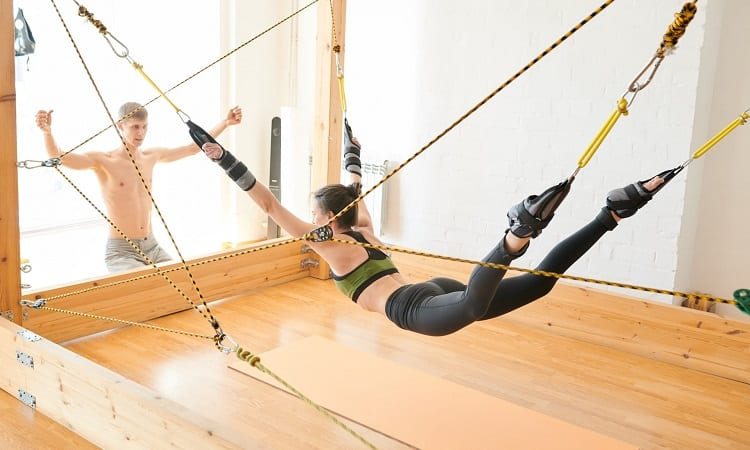How To Build A Yoga Trapeze Stand At Home: A DIY Guide