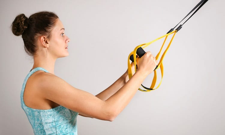 How To Clean TRX Straps The Proper Way