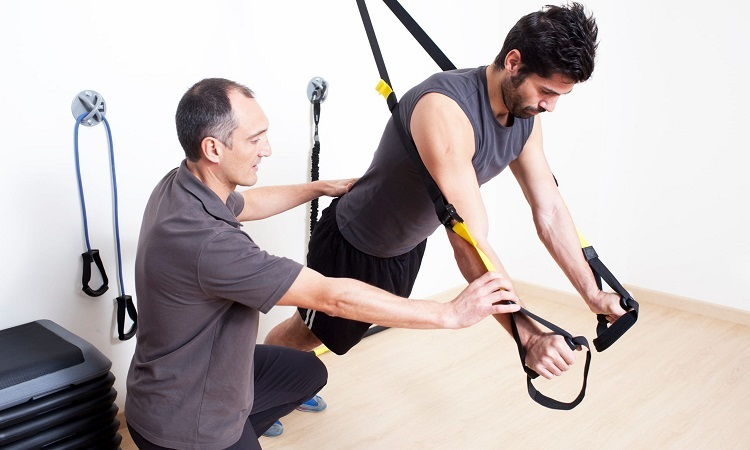 How To Use TRX Suspension Trainers For Full-Body Workout