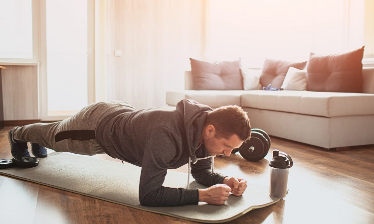 The Small Space Workout