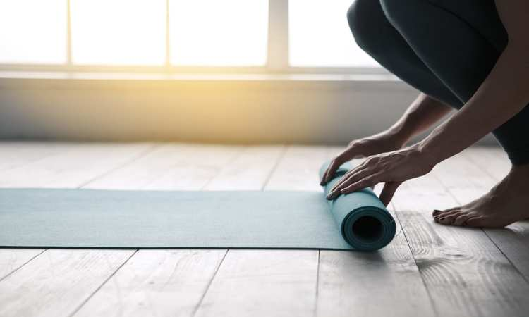 What Are The Uses Of Mats For Hot Yoga?