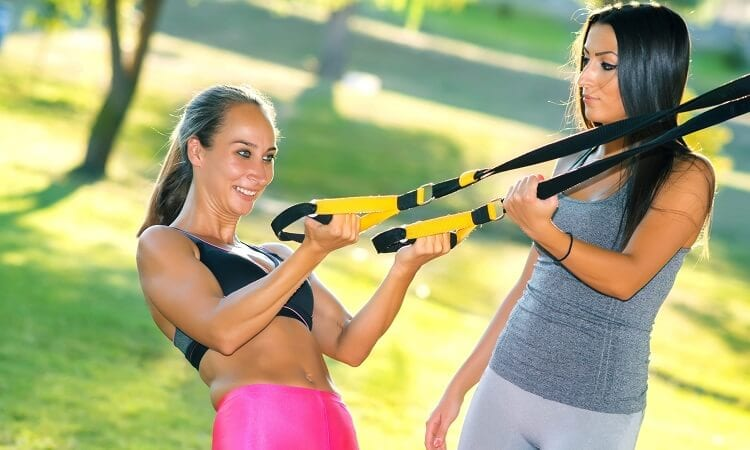 What-Is-A-TRX-Workout-Routine