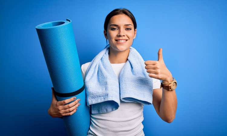 What Is A Yoga Towel