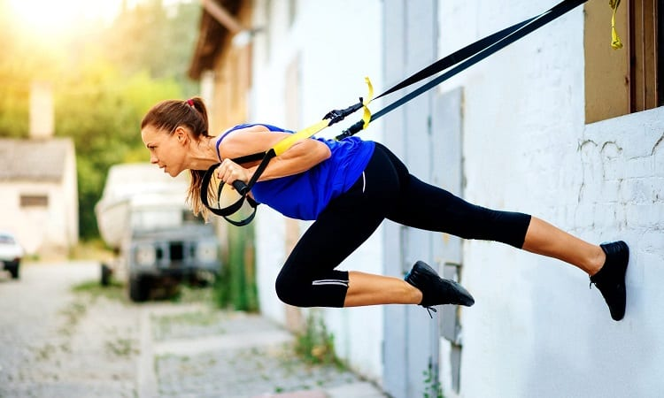 How To Make A Homemade TRX Suspension Trainer