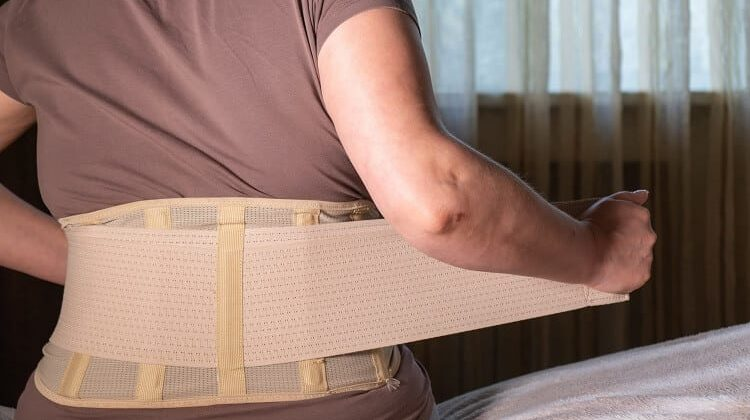 How To Use Posture Belts For Back Correction